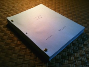 I did it! My first screenplay took me 9 months to complete.