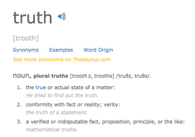 Truth_definition